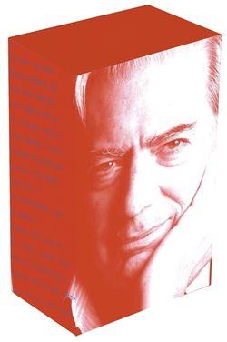 Mario Vargas Llosa, Oeuvres romanesques, Gallimard, Bibliothèque de la Pléiade, 2016.