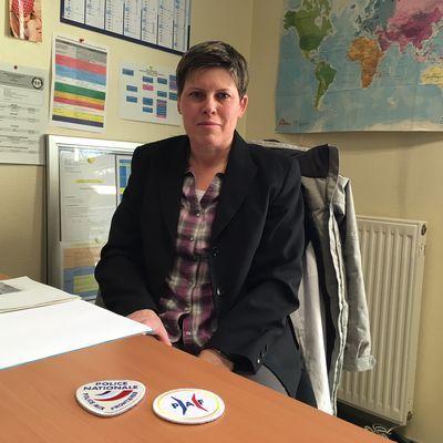 Le Capitaine Sandra Marié dirige le nouveau service de police aux frontières à Dijon