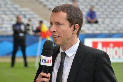 Le journaliste Grégoire Margotton
