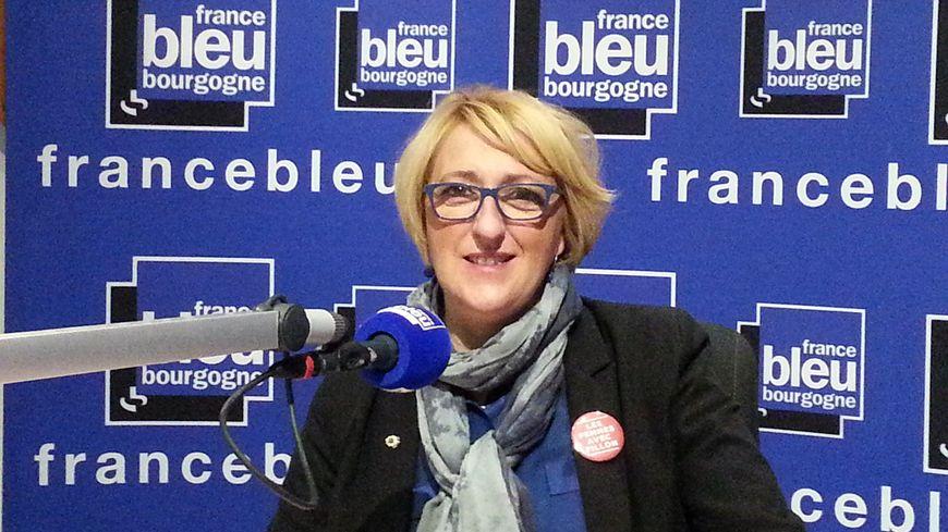 Valérie Grandet du comité Fillon 2017 Côte d'Or a été militante dans la Sarthe aux côtés de François Fillon dans les années 1990