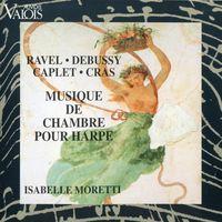 Quintette : Animé - pour harpe flûte traversière violon alto et violoncelle - Isabelle Moretti