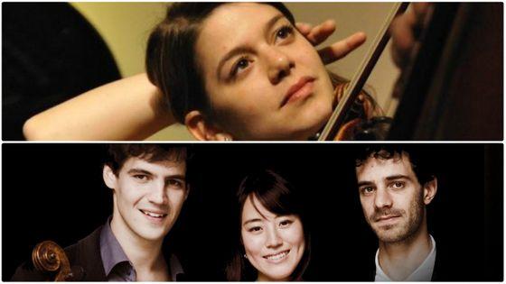 Trio les Esprits © Lyodoh Kaneko/Musicaglotz - Marie Chilemme © philharmonie.lu