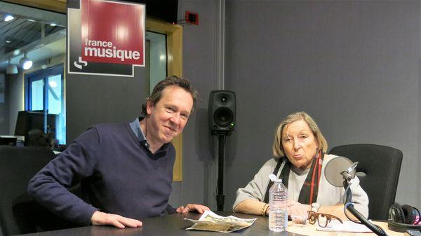 Dans le temps sur France Musique, il y avait l'excellente émission de Sylvie Février... Musique légère !