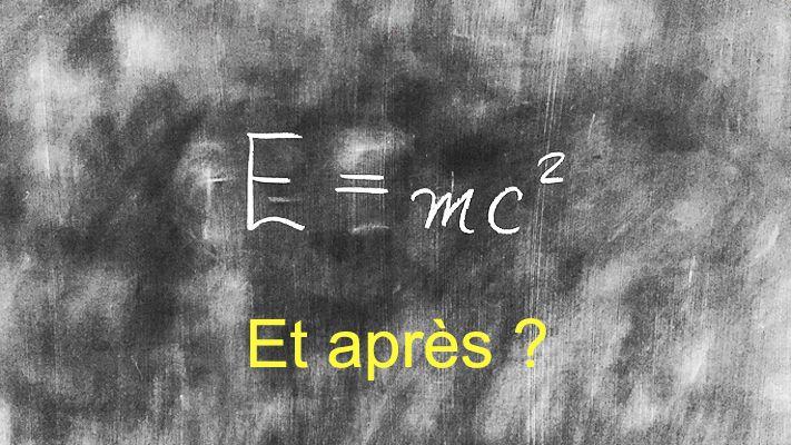 Au-delà de la théorie de la relativité générale...