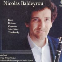 Rapsodie n°1 en Si bémol Maj L 116 - version de 1911 pour clarinette et orchestre