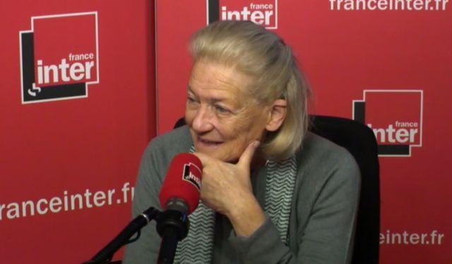 Elisabeth Badinter, présidente du jury du 43e Livre Inter  édition 2017