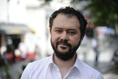 """L'auteur de bandes dessinées Riad Sattouf est l'invité d'Augustin Trapenard. Le tome 3 de """"L'Arabe du futur"""", très attendu, est sorti en janvier 2017"""