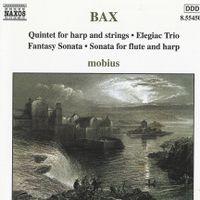 Trio élégiaque pour harpe alto et flûte