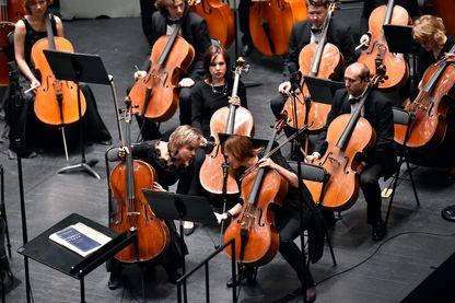 Ural Philharmonic Orchestra à La Folle journée de Nantes en 2016