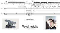 """ Psychedelic "" pour ensemble instrumental de Lucas Fagin (Rediffusion 4/5)"