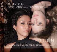Album : Duo Rosa : Return ETCETERA