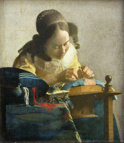 Vermeer Et Les Maitres De La Peinture De Genre Au Musee Du Louvre Du 22 Fevrier Au 22 Mai 2017