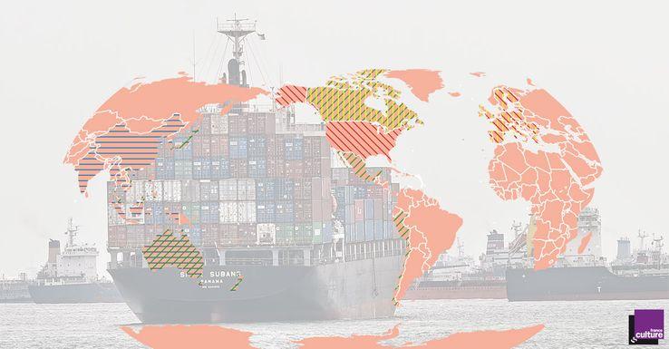 La reconfiguration de l'espace mondial par des accords de libre-échange en cours de négociation