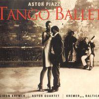 Tango ballet : Encuentro/Olvido - pour violon et orchestre a cordes