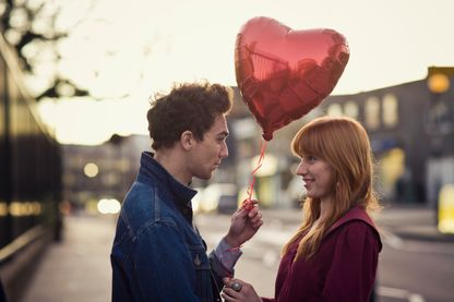 La Saint-Valentin, fête des amoureux...