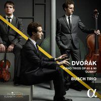 Trio n°4 en mi min op 90 B 166 Dumky : Andante moderato