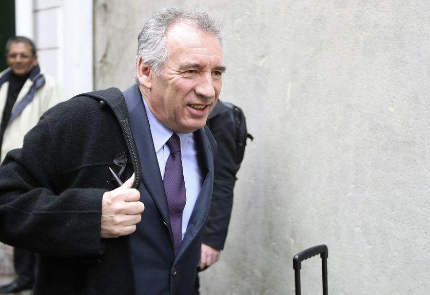 François Bayrou, le 22 février 2016.