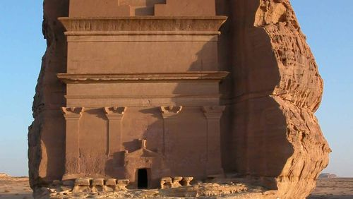 De Pétra à Hégra...les nabatéens d'Arabie retrouvés