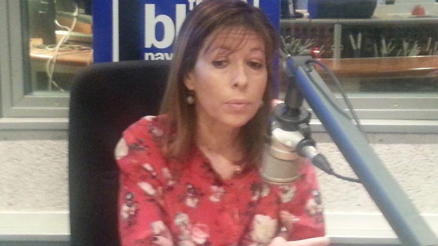 Maider AROSTEGUY, candidate LR aux élections législatives