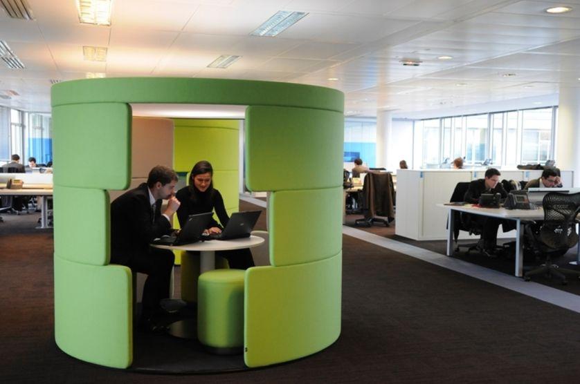 Bulle de confidentialité à Accenture