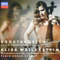 Concerto n°1 en Mi bémol Maj op 107 : Allegretto - Alisa Weilerstein