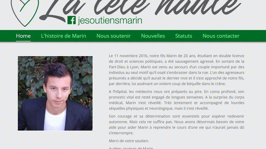 Capture d'écran association latetehaute.fr
