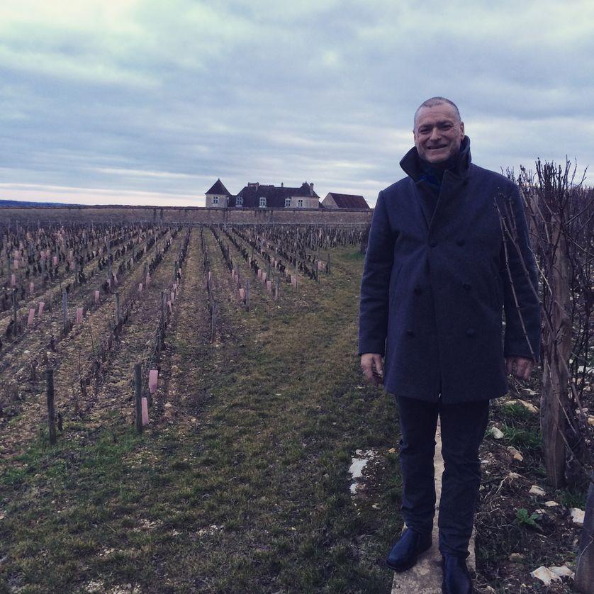 """Pascal Marchand: """"Avec le compatriote canadien qui a investi dans mon vignoble, on refuse d'entrer dans la danse de la hausse des prix"""""""