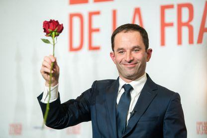 Benoît Hamon, candidat sortant de la primaire de la gauche