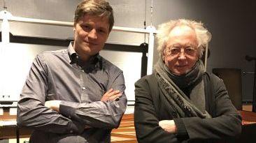 François-Xavier Szymczak et Philippe Herreweghe