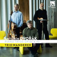 Trio Wanderer - CD Dvorak