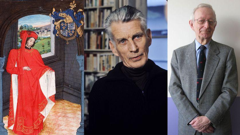 Charles Ier d'Orléans / Samuel Beckett / Michael Edwards