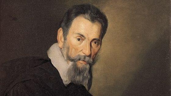 Portrait de Claudio Monteverdi Bernardo Strozzi (1640)
