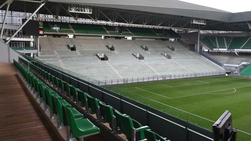 L'ASSE veut racheter depuis longtemps Geoffroy-Guichard. En France, il n'y a que Lyon qui soit propriétaire de son stade