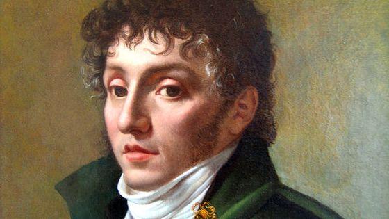 Portrait d'Étienne Méhul (1799) par Antoine-Jean Gros -Musée Carnavalet-