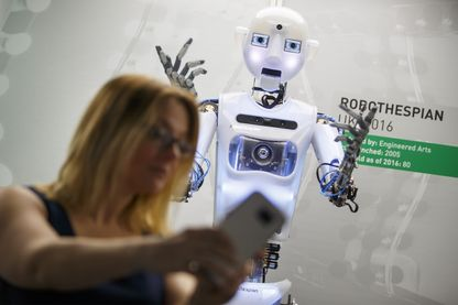 Les robots sont-ils les fonctionnaires de demain?