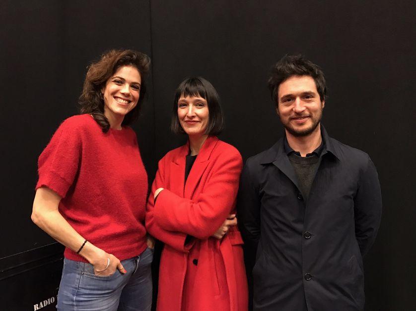Caroline Deruas, Agnès Gayraud  & Jérémie Elkaim