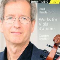 Petite sonate op 25 n°2 : Sehr lebhaft - pour viole d'amour et piano