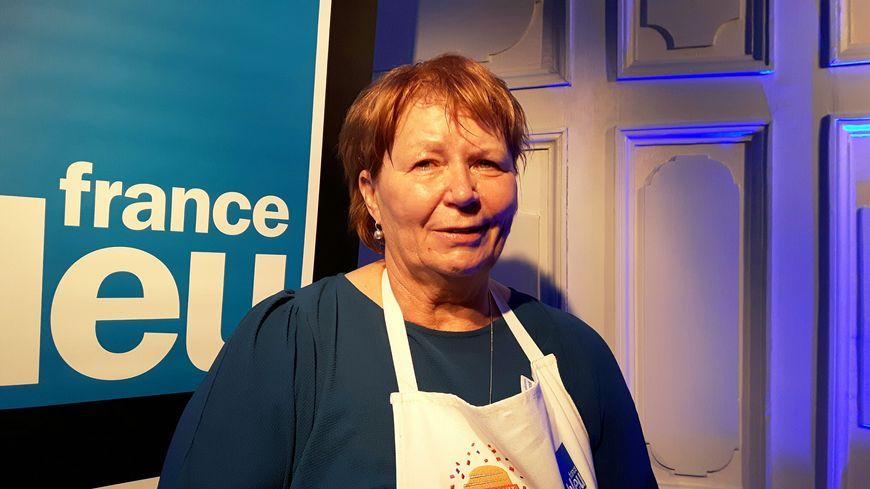 """Marie Rochedy vit à Coublevie, elle s'est lancée dans le concours à 66 ans, """"c'est une belle aventure !"""""""