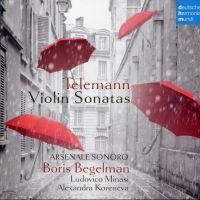 Sonate en Sol Maj TWV 41 : G1 n°4 : Largo - Arsenale Sonoro