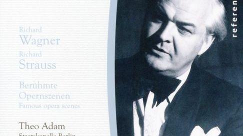 Album : Theo Adam Edition du 90ème anniversaire BERLIN CLASSICS