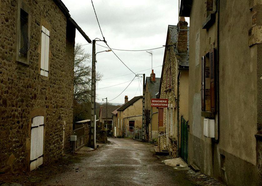 Le village de Blismes