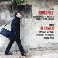 Concerto n°2 en sol min op 63 : Allegro ben marcato - pour violon et orchestre - Vadim Gluzman