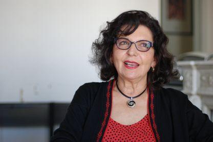 Portrait de Faouzia Farida Charfi