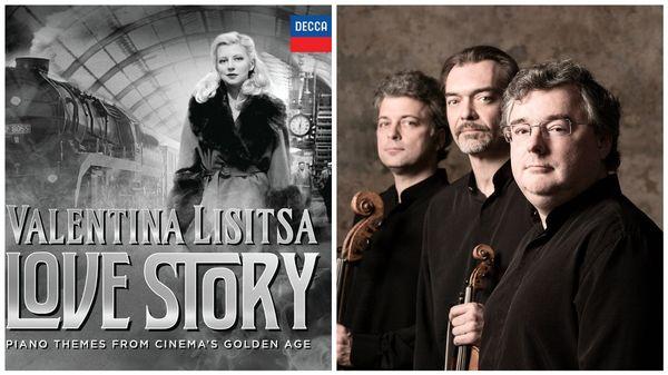 Musique & cinéma + Trio Wanderer