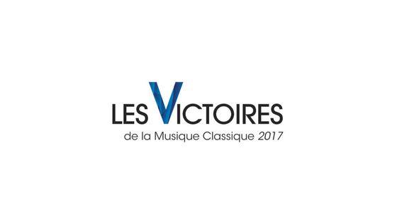 Logo des Victoires de la Musique Classique 2017