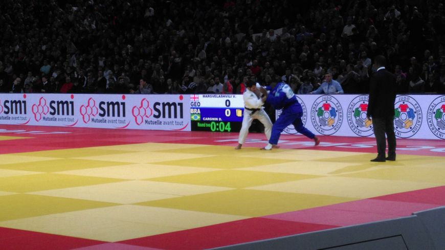 Paris Grand Slam de judo 2017