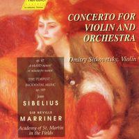 Concerto en ré min op 47 : Adagio di molto / Pour violon et orchestre