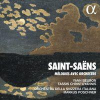 Désir d'amour - pour baryton et orchestre - Tassis Christoyannis