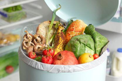 Chaque année, un tiers de la production de nourriture produite au niveau mondial qui est gaspillée.