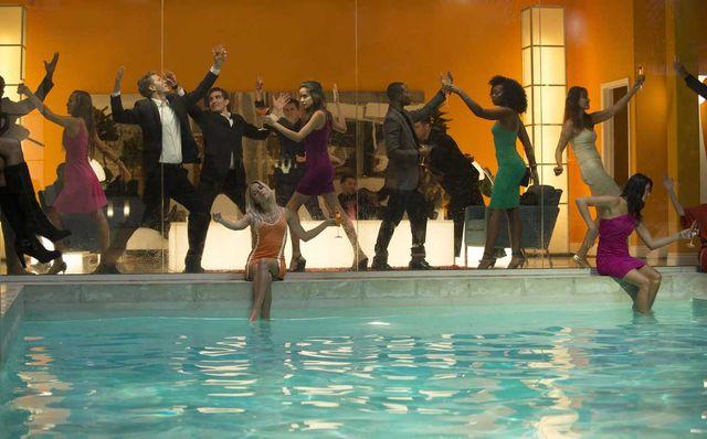 """Scène de danse dans """"La La Land"""""""